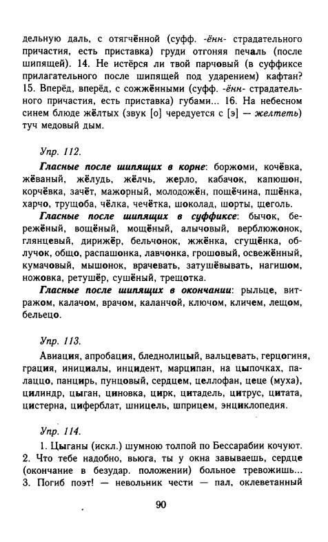 Решебник по русскому 11 класс гольцова 2005