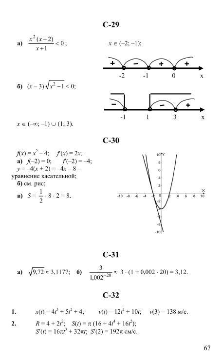 Решебник По Алгебре 10 Класс Дидактический