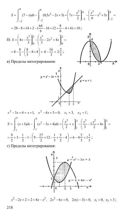 Алгебру 10-11 колмогоров гдз