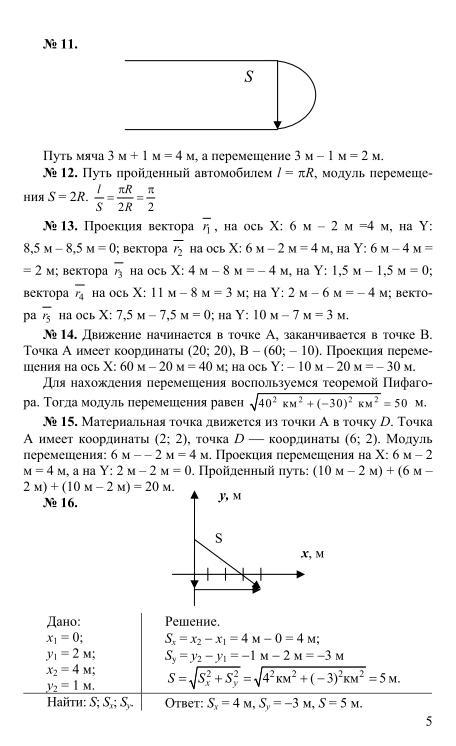 Рымкевича i решебник 10-11 сборнику по