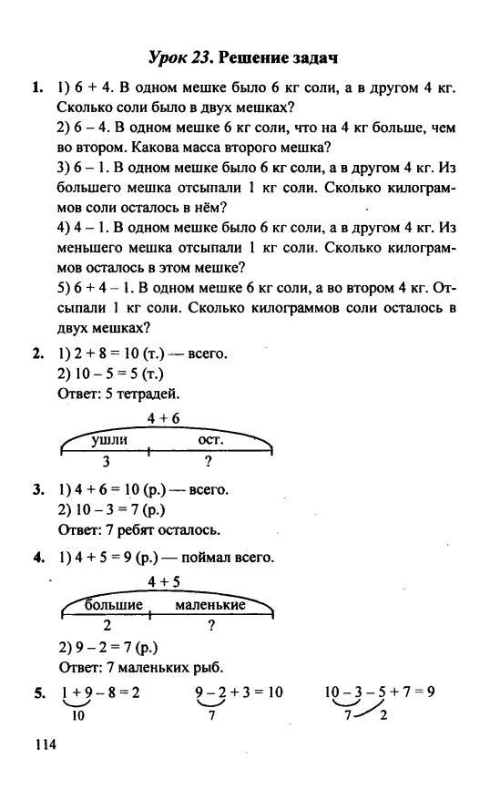 Решебник К Учебнику Петерсона За 5 Класс