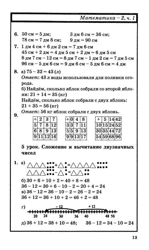 Математика 3 класс украина ривкинд ответы на гдз