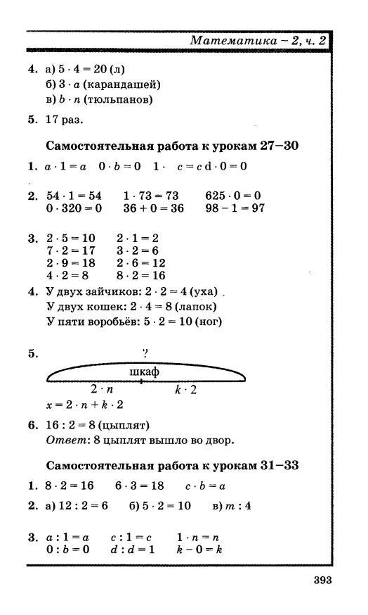 ГДЗ, Решебник. Математика 6 класс. Дорофеев Г.В., Петерсон Л.Г. 2016 г.