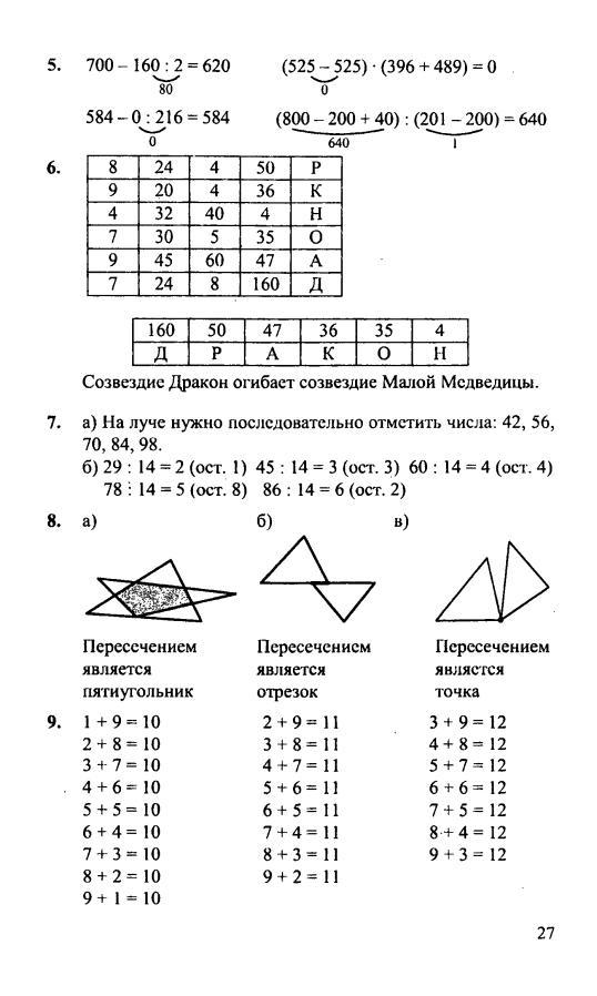 3 мягкая обложка математике по класс гдз петерсон 3 часть