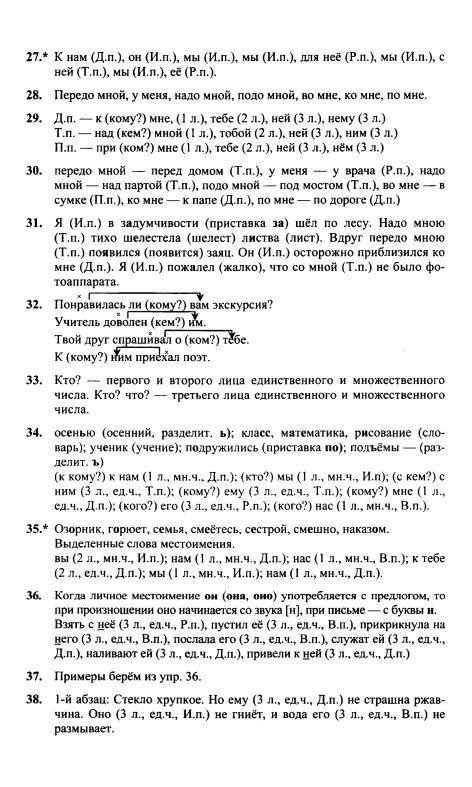 язык класс готовые домашние русский зеленина 4 задание