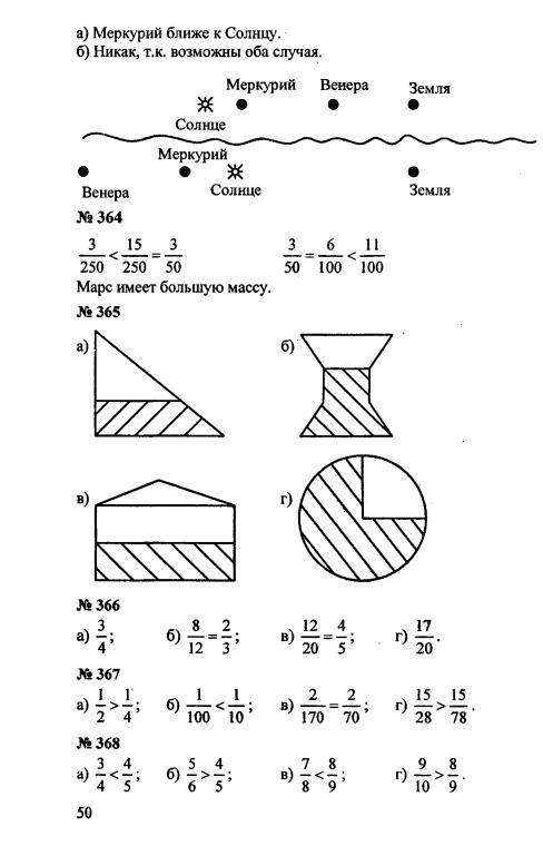 Математика 5 Класс Зубарева Мордкович Гдз К Тетради