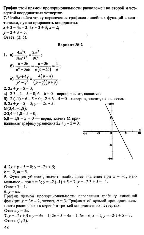 алгебра 7 класс дудницын тульчинская гдз