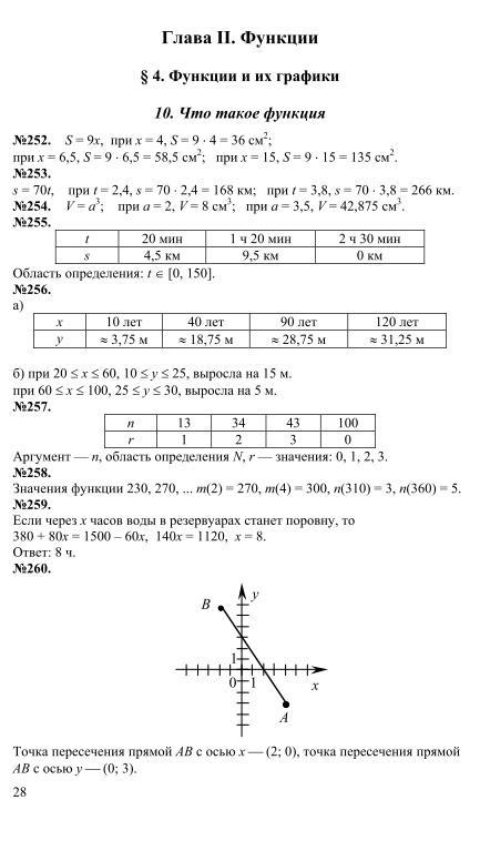 алгебре 7 класс макарычев миндюк нешков суворова решебник