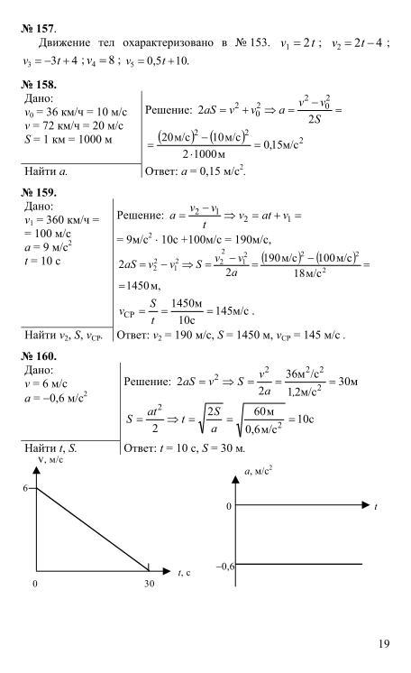 Решебник по сборника по физике лукашик 7 8 класс