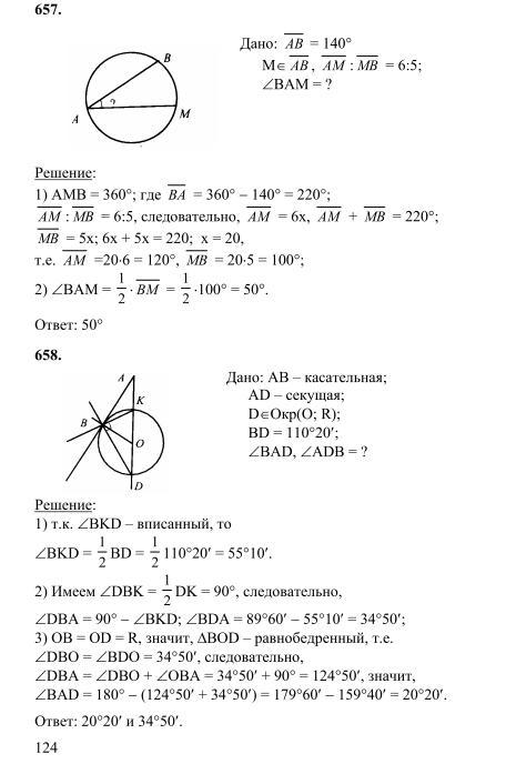 Геометрия На 8 Класс Бутузов Атанасян Гдз
