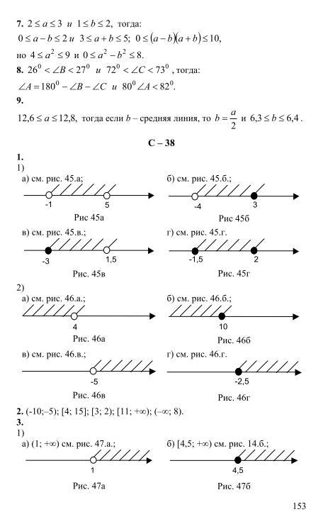 алгебре решебник жохова по