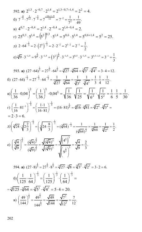решебник по алгебре 7 класс макарычев миндюк нешков скачать
