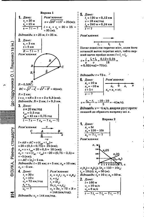 Физика коршак савченко ляшенко гдз 11 гдз класс