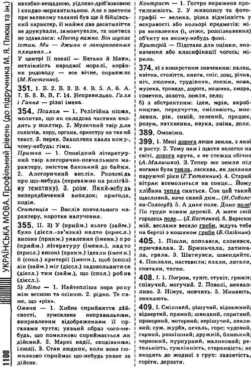 Гдз по украинскому 4 класс 2015 хорошковская